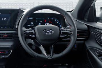Hyundai i20 N Line Steering Wheel