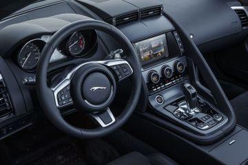 जगुआर एफ-टाइप Steering Wheel
