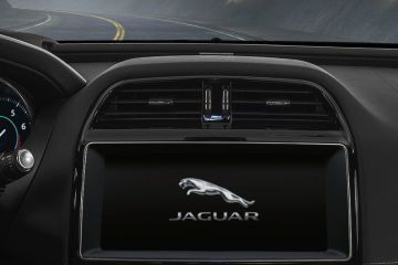 जगुआर एक्सई Front Air Vents
