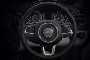 Jeep Compass Steering Wheel