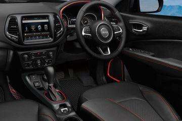 Jeep Compass Trailhawk Steering Wheel