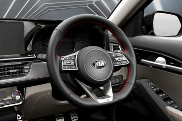 Kia Seltos Steering Wheel