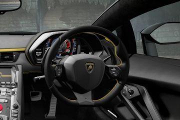 Lamborghini Aventador Steering Wheel