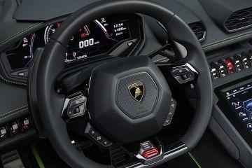 Lamborghini Huracan EVO Steering Wheel