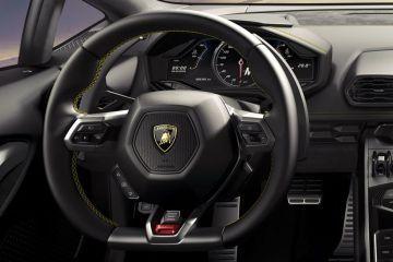 Lamborghini Huracan Steering Wheel