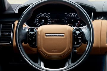 Land Rover Range Rover Sport Steering Wheel