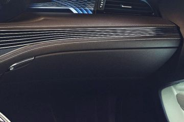 Lexus LS Front Air Vents