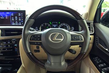 Lexus LX Steering Wheel