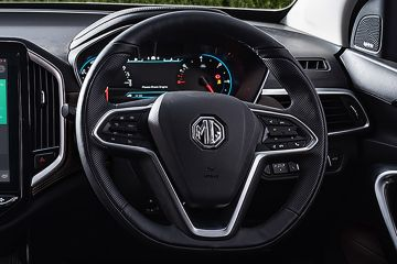 MG Hector Steering Wheel