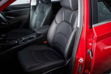 MG Hector Front Seats (Passenger View)