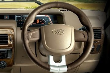 Mahindra Bolero Steering Wheel