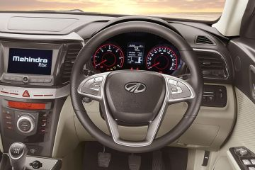 Mahindra XUV300 Steering Wheel