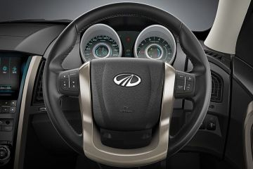 Mahindra XUV500 Steering Wheel