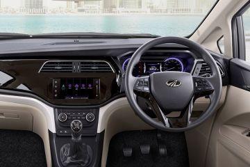 Mahindra Marazzo Steering Wheel