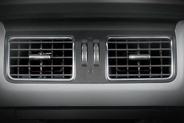 Mahindra Scorpio Front Air Vents