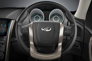 Mahindra XUV500 Steering Wheel
