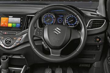 Maruti Baleno Steering Wheel
