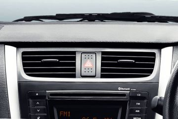 Maruti Celerio Front Air Vents