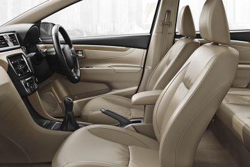 Maruti Ciaz Front Seats (Passenger View)