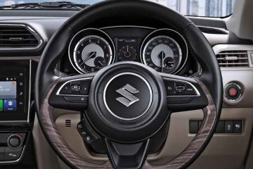 Maruti Dzire Steering Wheel