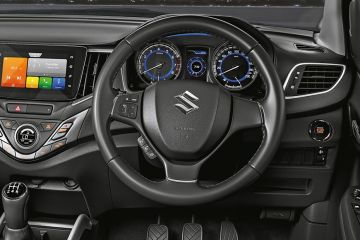 Maruti Baleno Steering Wheel