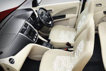 Maruti Celerio Front Seats (Passenger View)