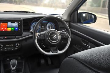Maruti XL6 Steering Wheel