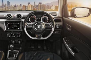 Maruti Swift Steering Wheel