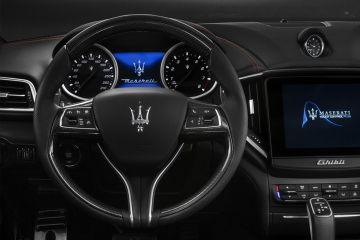 Maserati Ghibli Steering Wheel