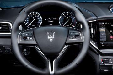Maserati Ghibli Steering Wheel