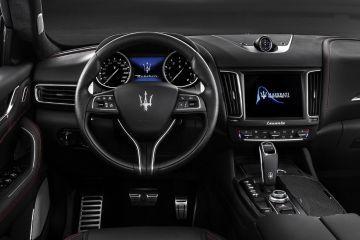मासेराती लेवांटे Steering Wheel