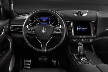 Maserati Levante Steering Wheel