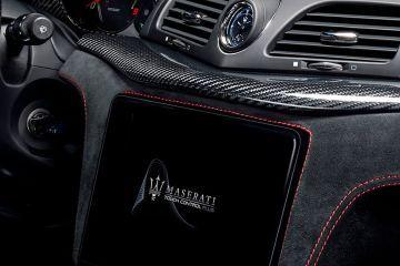 Maserati GranTurismo Front Air Vents