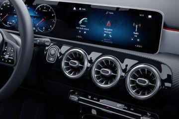 Mercedes-Benz A-Class Limousine Front Air Vents