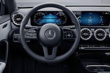 Mercedes-Benz A-Class Limousine Steering Wheel