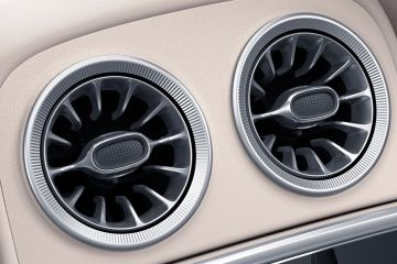 Mercedes-Benz AMG GT 4-Door Coupe Front Air Vents