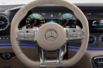 Mercedes-Benz AMG GT 4-Door Coupe Steering Wheel