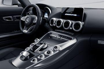 Mercedes-Benz AMG GT DashBoard