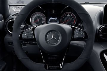 Mercedes-Benz AMG GT Steering Wheel