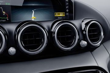Mercedes-Benz AMG GT Front Air Vents