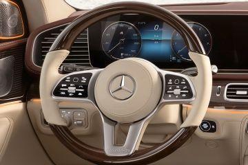 Mercedes-Benz GLS Steering Wheel