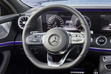 Mercedes-Benz CLS Steering Wheel