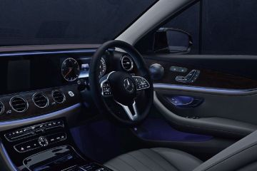 Mercedes-Benz E-Class All-Terrain Steering Wheel
