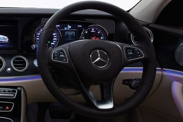 Mercedes-Benz E-Class Steering Wheel