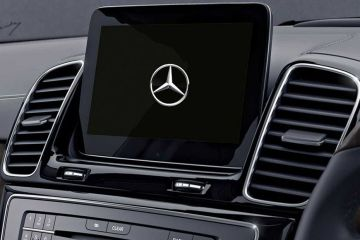 Mercedes-Benz GLS Front Air Vents