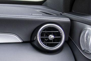 Mercedes-Benz C-Class Front Air Vents