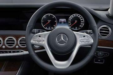 मर्सिडीज-बेंज एस-क्लास Steering Wheel