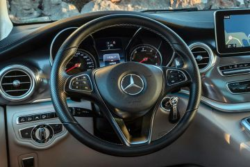 Mercedes-Benz V-Class Steering Wheel