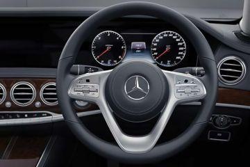 మెర్సిడెస్-బెంజ్ ఎస్-క్లాస్ Steering Wheel