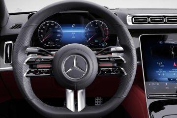 Mercedes-Benz S-Class Steering Wheel